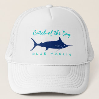 Catch of the Day - Blue Marlin Fishing Hat