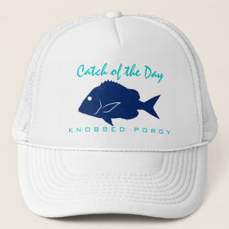 Catch of the Day - Knobbed Porgy Fishing Hat