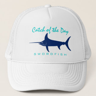 Catch of the Day - Swordfish Fishing Hat