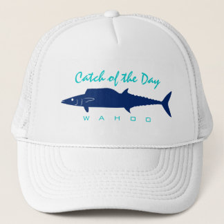 Catch of the Day - Wahoo Fishing Hat