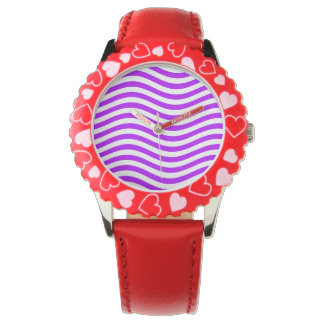 CATCH THE WAVE - PURPLE ~ ~ WATCHES