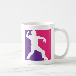 catcher, 3-color  PWP Coffee Mug