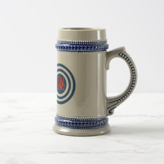Catches   the USA Beer Stein