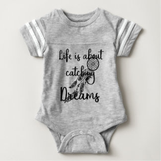 Catching Dreams Baby Bodysuit