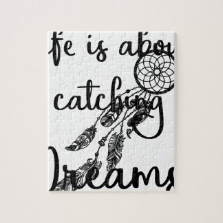 Catching Dreams Jigsaw Puzzle