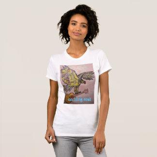 Catching Soul Fish Hawk T-Shirt