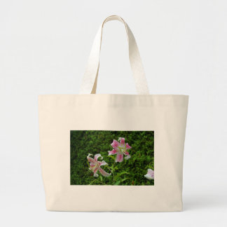 Catching Up with Friends Large Tote Bag