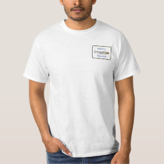 catchy landscaper logo T-Shirt