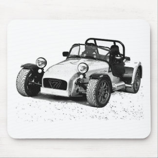 Caterham 07 mouse pad