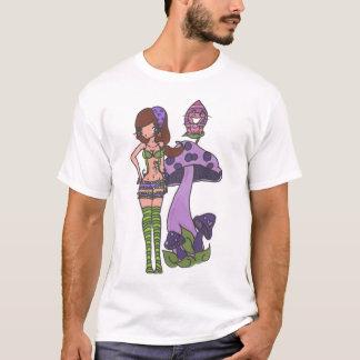 Caterpillar and Cheshire T-Shirt