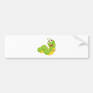 Caterpillar Bumper Sticker