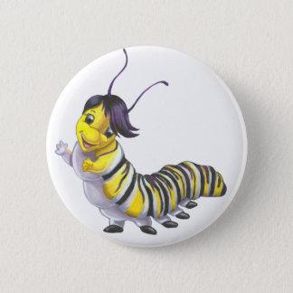 Caterpillar Button