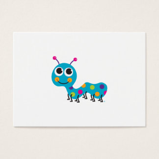 Caterpillar Enclosure Card