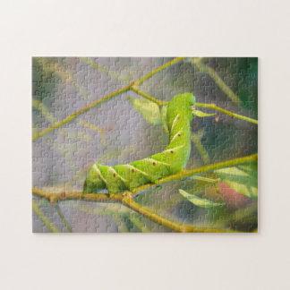 Caterpillar Guyana Jigsaw Puzzle