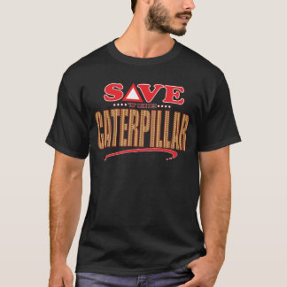 Caterpillar Save T-Shirt