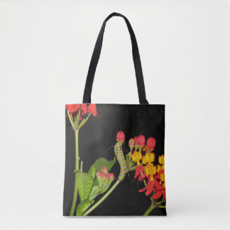Caterpillar Tote, The Art of Steven Wolf Tote Bag