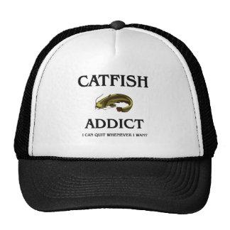 Catfish Addict Trucker Hat
