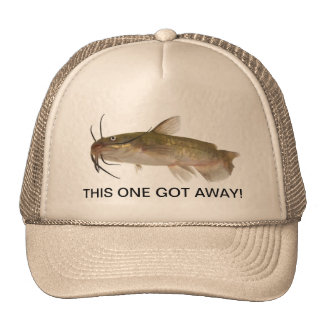 CATFISH CAP TRUCKER HAT