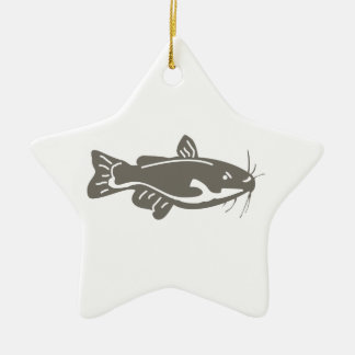 CATFISH CERAMIC ORNAMENT