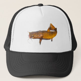Catfish Fishing Trucker Hat