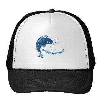 Catfish For Dinner Trucker Hats