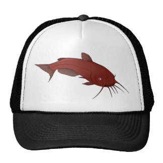 CATFISH HAT! TRUCKER HAT
