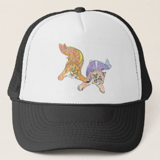 CatFish Kittens - You're It! Trucker Hat