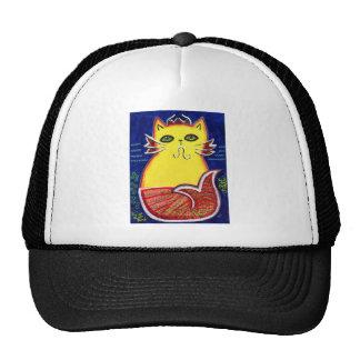 Catfish Kitty Mesh Hat