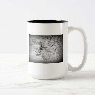 Catfish mug