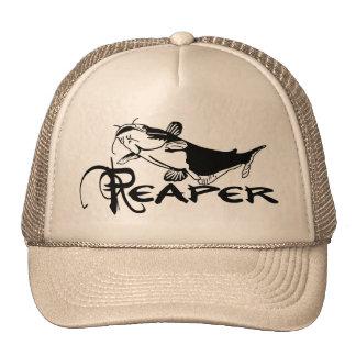 CATFISH REAPER TRUCKER HATS