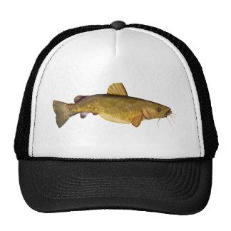 Catfish side trucker hat