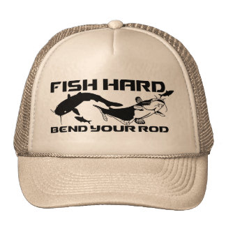 CATFISHING MESH HAT