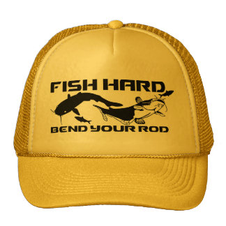 CATFISHING TRUCKER HAT
