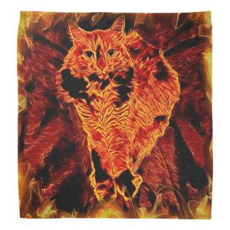 Catflagration Bandana
