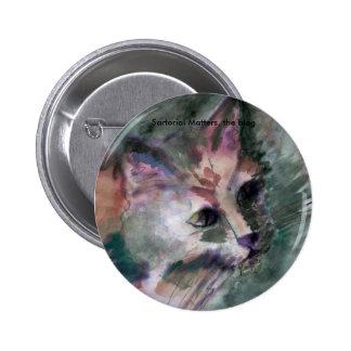 Catguard from Sartorial Matters, the blog Pins