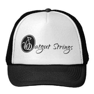 Catgut Strings Treble Clef Logo Trucker Hat