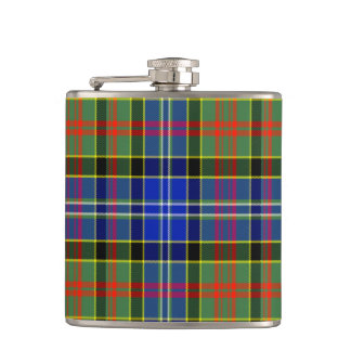 Cathcart Scottish Tartan Hip Flask