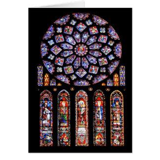 Cathdrale Notre-Dame de Chartres Card