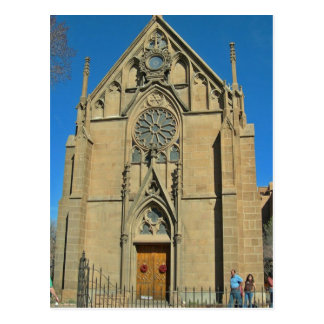 Cathedral Basilica of St. Francis Santa Fe NM 1 Postcard