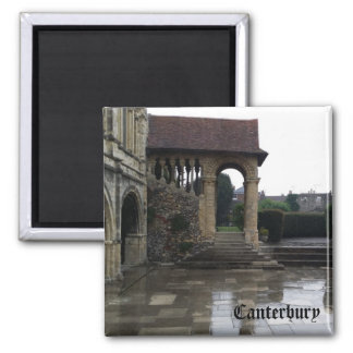 Cathedral - Canterbury Magnet