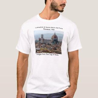 Cathedral di Santa Maria del Fiore T-Shirt