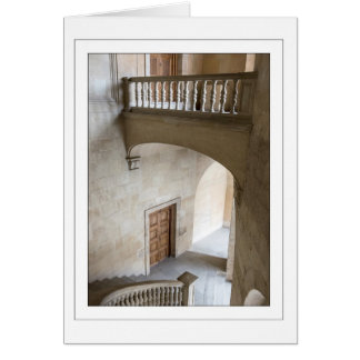 Cathedral in Granada Spain Greeting Card