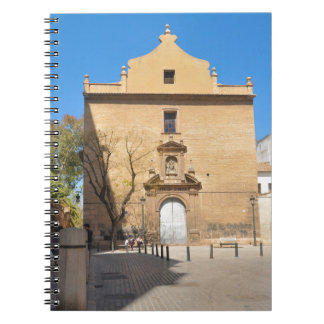 Cathedral in Valencia, Spain Spiral Notebook