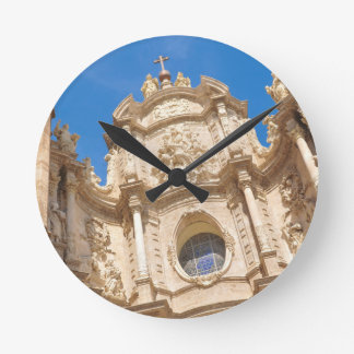 Cathedral in Valencia, Spain Wallclock
