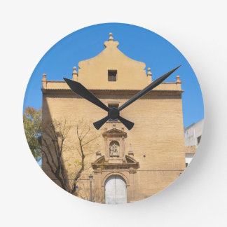 Cathedral in Valencia, Spain Wallclocks