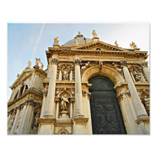 Cathedral in Venice, Italy Photo Print