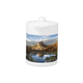 Cathedral Lake and Peak - Yosemite John Muir Trail