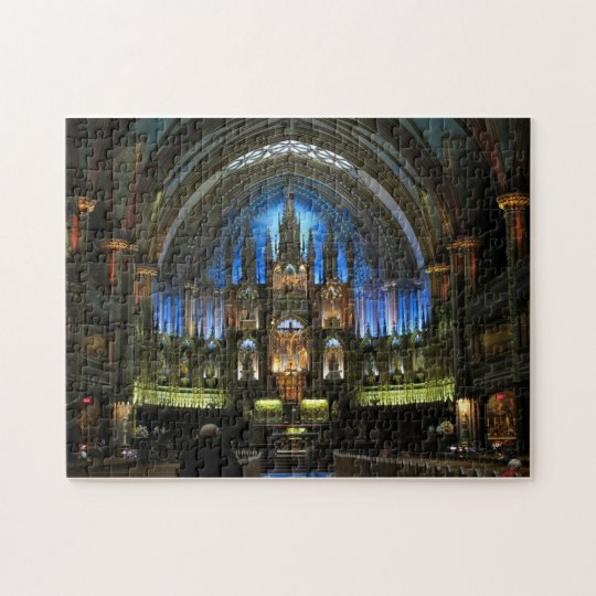 Cathedral Large Jigsaw Puzzle