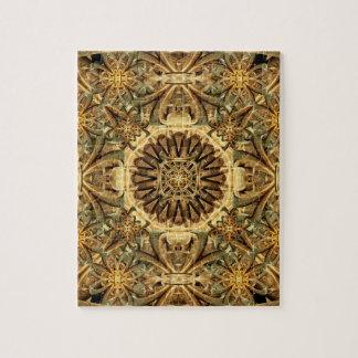 Cathedral Mandala Jigsaw Puzzle