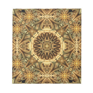 Cathedral Mandala Notepads